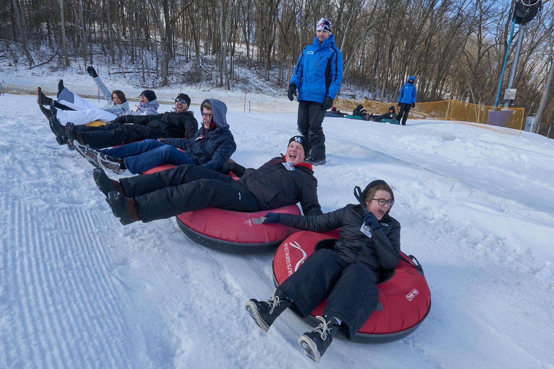 Tour Snow Tubing